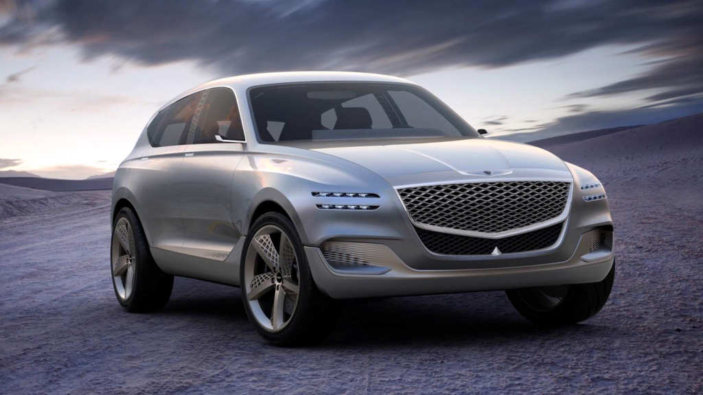 Luc Donkerwolke of Hyundai and Genesis, who is refining the marque's creative vision with the GV80
